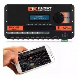 Banda Expert Electronics PX2 Connect 6 Way, Equalizer 46 Band Sound Processor
