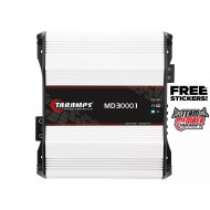 Taramps MD 3000.1 4 Ohms New Taramp's MD3000 Amplifier 3 Day Delivery