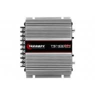 Kit 2x Taramp's TS 400x4 400W 4-Channel Class D Car Amplifier kit 2 TS400x4