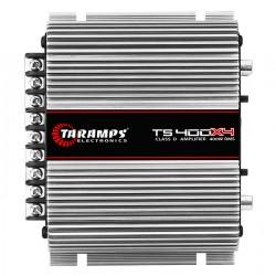 Kit 2x Taramp's TS 400x4 400W 4-Channel Class D Car Amplifier kit 2 TS400x4