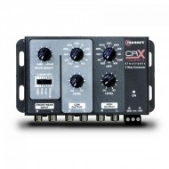 Taramps CRX-4 Compact Electronic 4-Way Crossover CRX4 Low Mid High Pass 3 Day De