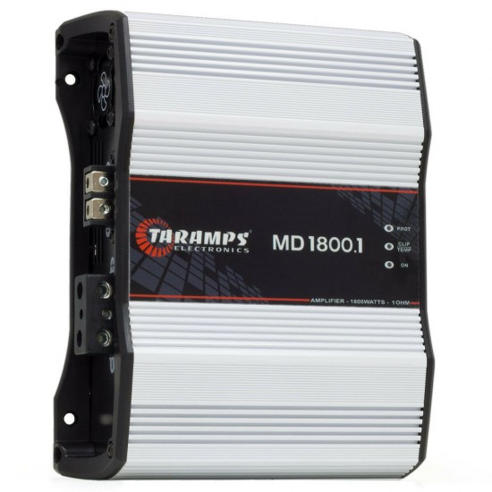 Taramps MD 1800 1 Ohm Amplifier MD1800.1 MD1800 1800.1 1.8K Amp 3-Day Delivery