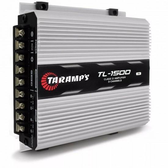 Taramps TL1500 TL Line Amplifier Taramp's TL 1500 Car Audio 3 Day Delivery USA