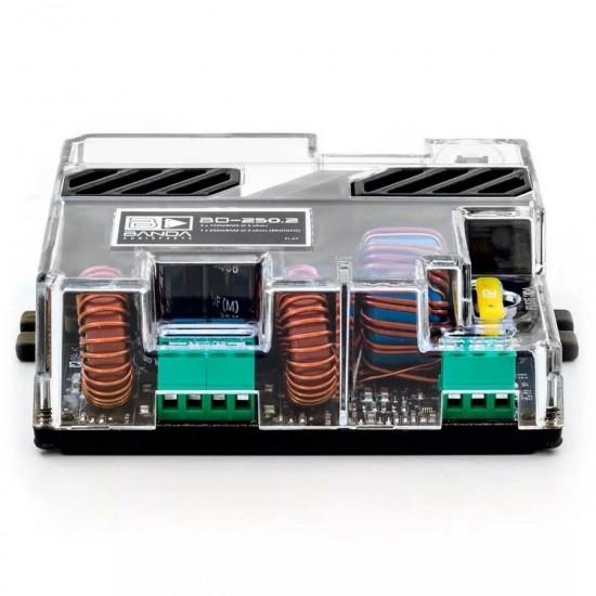 Banda 250.2 250W 2 Ohms Amplifier bd250.2 Car Audio Amplifier 3 Day Delivery