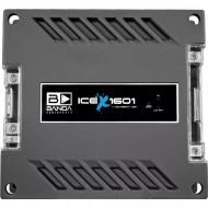 BANDA AUDIOPARTS ICE X 1601 1 Channel 1600w Digital Amplifier 1 Ohms Car Audio
