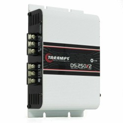 Taramps DS250x2 2 Channel 250 Watts RMS Amplifier Taramp's DS 250 3 day Delive