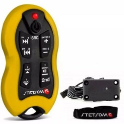 Stetsom SX2 Yellow - Long Distance Remote Control - 16 Functions - 500m