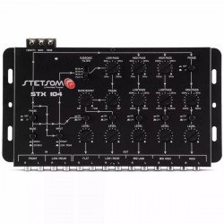 Stetsom STX 104 Crossover 5 Way Crossover Output STX104 Processor 3 Day Delivery