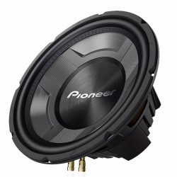 Pioneer Ts-w3090br MAX POWER 1200W Subwoofer 4 + 4 Ohm